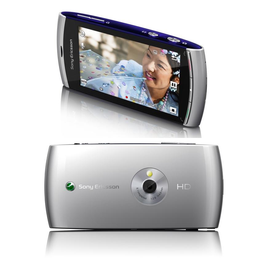 Sony Ericsson Vivaz India Price Specs Amp Photos