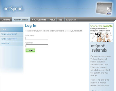 Netspend Prepaid Accounts Login - Netspend Login