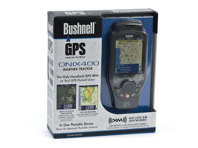 Bushnell ONIX 400 GPS with XM NEXRAD Weather Review