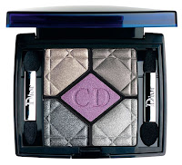 Dior, holiday, 2009, Cristal Boreale, Smoky Crystal, quint