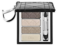 Dior, holiday, 2009, Cristal Boreale, eyeshadow quad, Cannage
