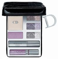 Dior, holiday, 2009, Cristal Boreale, deluxe, travel palette