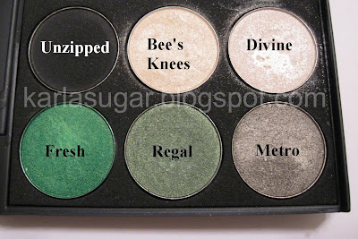 Stars Makeup Haven, SMH, Metro, Regal, Unzipped, Fresh, Divine, Bee's Knees