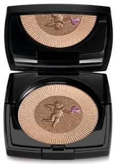 Lancome, holiday, 2009, L'Absolu Rouge Soiree, Sparkling Cherub Sheer Warming Illuminating Powder