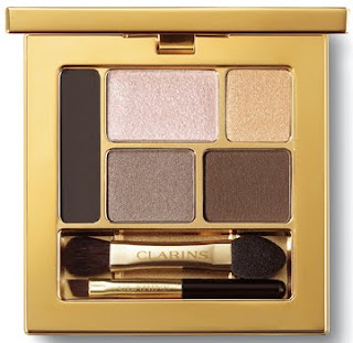 Clarins, Gold Attraction, Palazzo d'Oro, eye palette