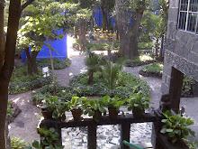 Jardines de la Casa Azul