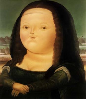 Ini Dia Lukisan lukisan Monalisa Yang Unik Dan Lucu