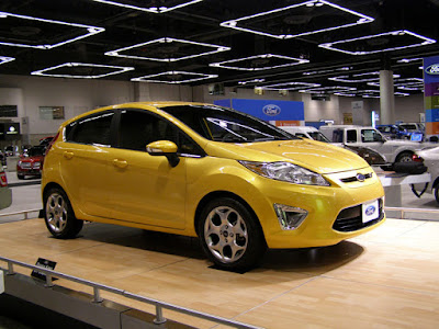2011 Ford Fiesta - Subcompact Culture