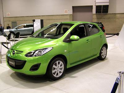 2011 Mazda2 - Subcompact Culture