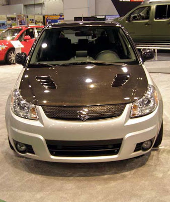 Suzuki SX4t - Subcompact Culture