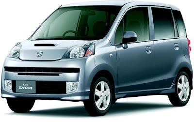 Honda Life Diva