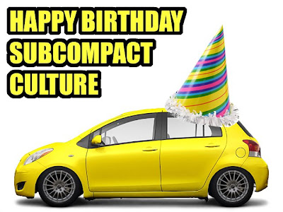 Happy Birthday Subcompact Culture