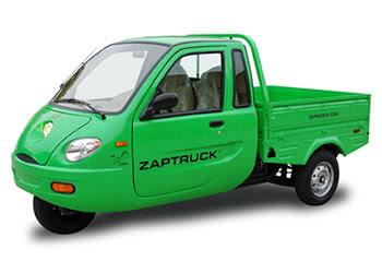 ZAP Xebra Truck