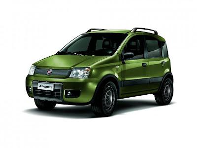 Fiat Panda Adventure