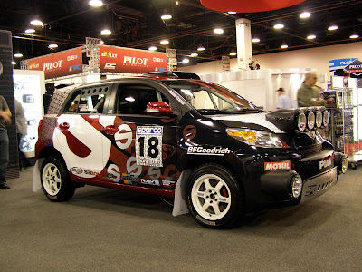 0-60 Magazine/Sparco Rally xD - Subcompact Culture