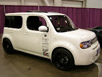 SEMA 2009 Custom Nissan Cube - Subcompact Culture