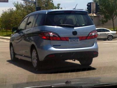 2011 Mazda5 - Subcompact Culture
