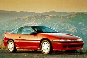1990 Mitsubishi Eclipse GST - Subcompact Culture