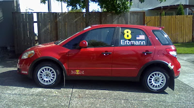 2007 Suzuki SX4 rally car - Subcompact Culture