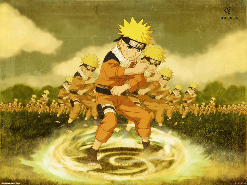 Naruto Screensaver Poster