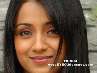 Trisha krishan is a popular south indian actress