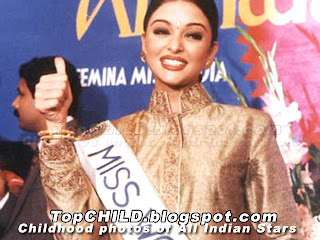 aishwarya rai  winning the miss world title