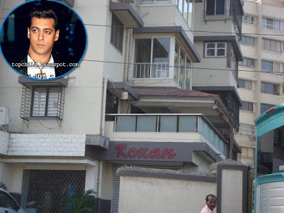 images of salman khan house. images of salman khan house