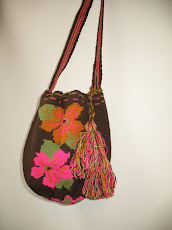 The flowers in the Mochilas