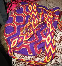 Wayuu Mochila with Osonuchi Strapp