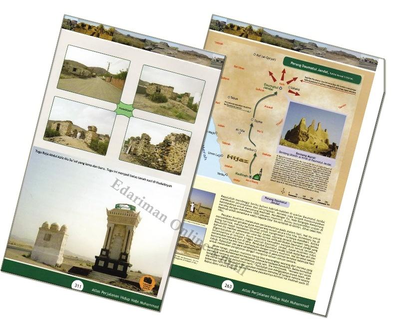 Atlas Perjalanan Hidup Nabi Muhammad Belajar Hidup Dari Nabi Muhammad