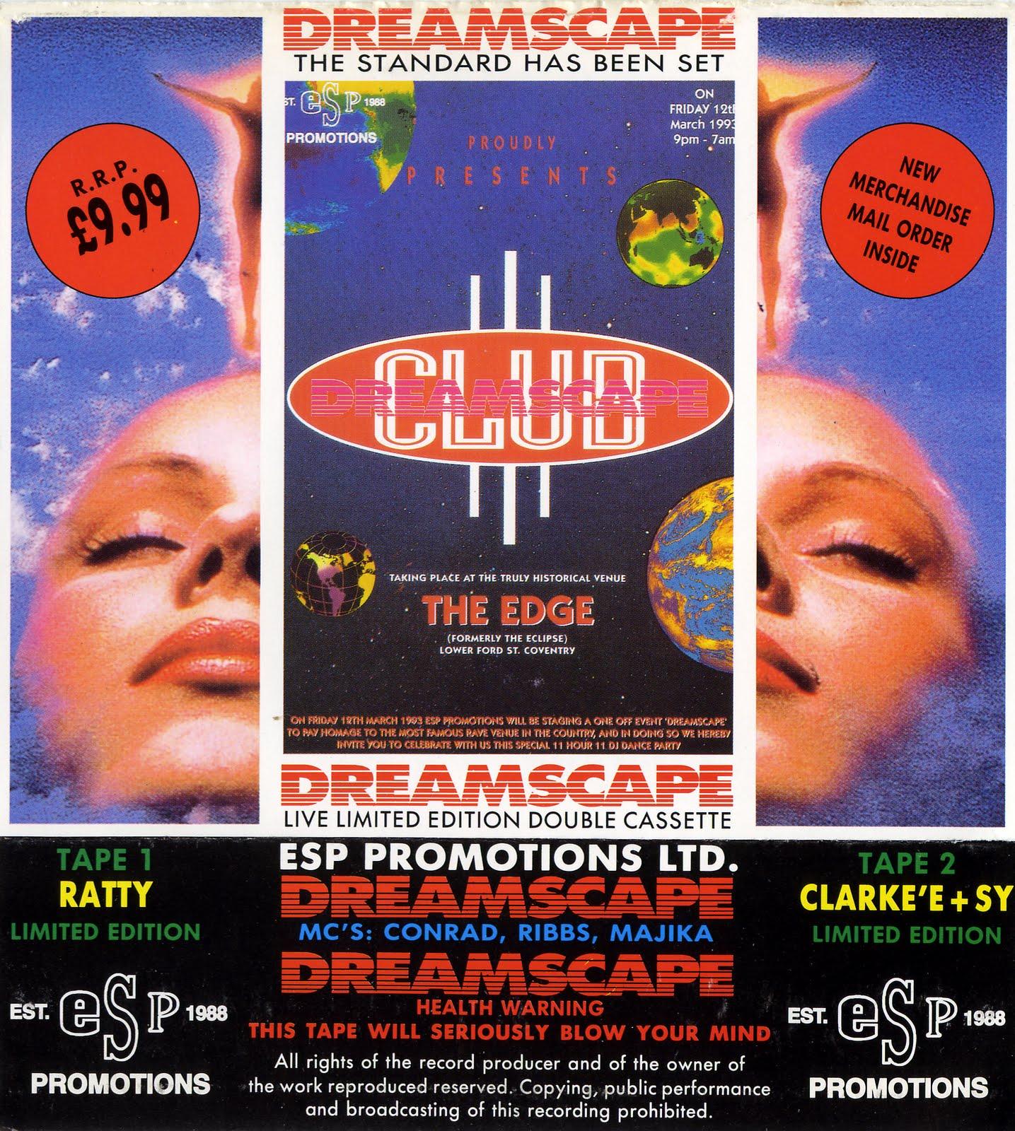 DJ Clarkee* Clarkee - Helter Skelter 10th August 1996