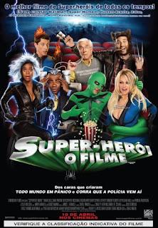 Filme Super-Herói - O Filme DVDRip RMVB Dublado