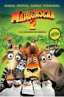 madagascar Madagascar 2: A Grande Escapada [Dual Audio]