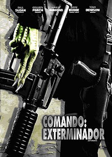[Movie] Comando Extreminador Comando