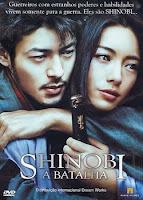 shinobi Shinobi A Batalha (2005)