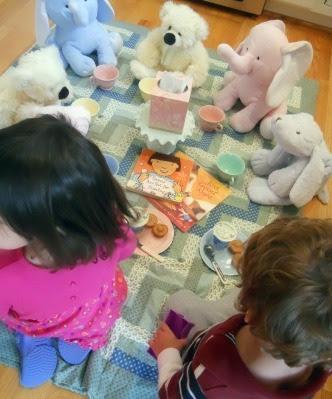 preschool germ lessons