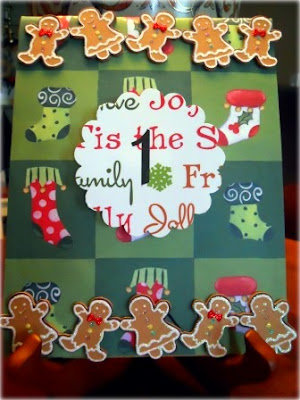 Easy advent countdown with activities