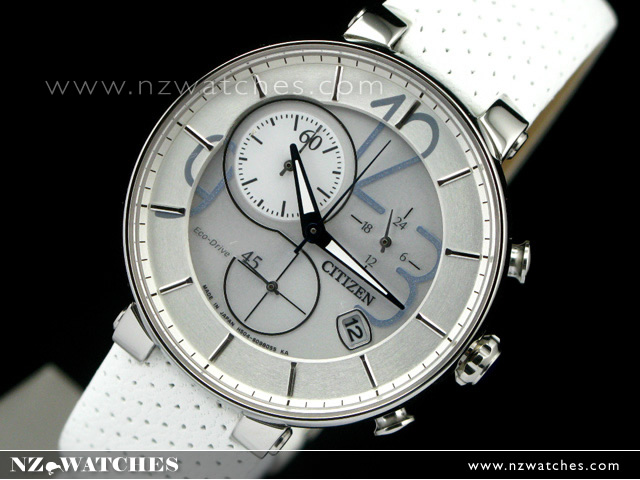 www.nzwatches.com  Citizen Eco-Drive Chronograph Watch - FB1200-00A 035af905a