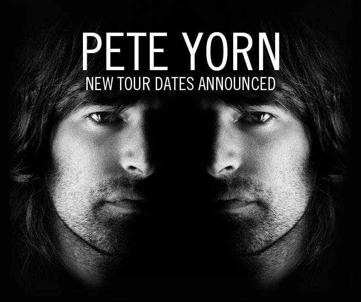 Pete Yorn Tour Dates