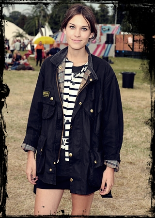 Barbour Chica