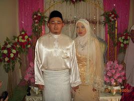 Gambar Perkahwinan Kami