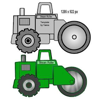 http://scrapbyyanna.blogspot.com/2009/07/steamroller-jeep-templates.html