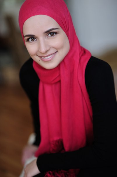 Muslim Women Fashions: Arabic Hijab Styles