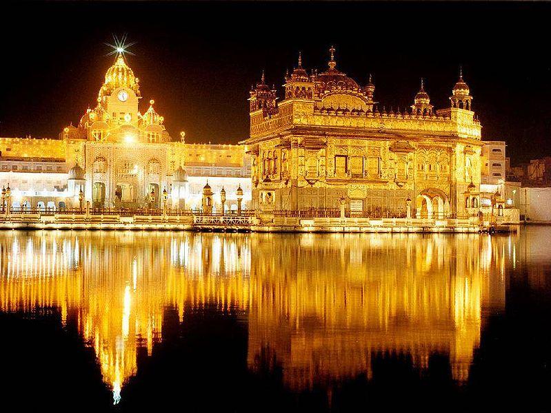 Храмове в индия