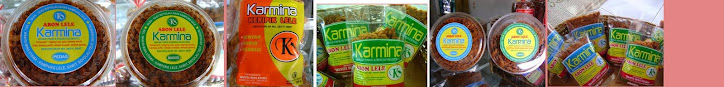 Kemasan Produk Karmina