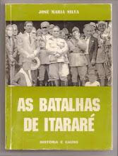 Livro As Batalhas de Itararé, de Zé Maria Silva