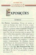 Ed Primo, Artista Plástico de Itararé