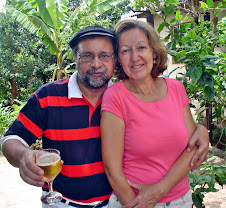 Silas Correa Leite e a Musa Rosangela Silva Correa Leite