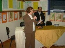 Escritora Lázara Aparecida Fogaça Bandoni, CPP Itararé