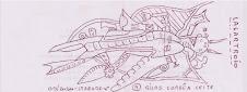 Desenho de Silas Correa Leite